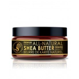 Mamas Life Products Shea Butter Raw 117mL