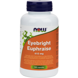 NOW Eyebright 100 Capsules