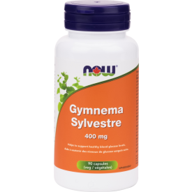 NOW Gymnema Sylvestre 90 Veggie Caps