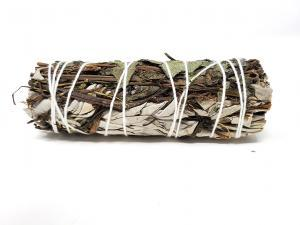 Sage and Peppermint Smudge 4 inch
