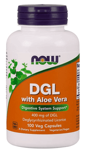 NOW Foods DGL with Aloe Vera