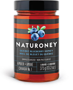 Naturoney QUEBEC BLUEBERRY HONEY