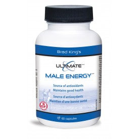Brad King Male Energy 60 Capsules