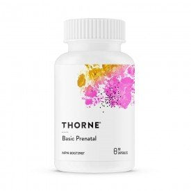 Thorne Basic Prenatal 90 Veggie Caps