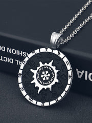 As Picture Alloy Simple Necklaces