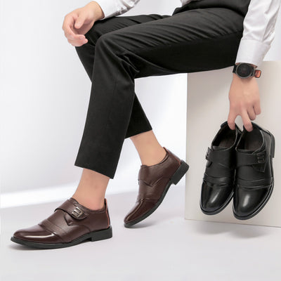 Men Leather All Season Formal Shoes