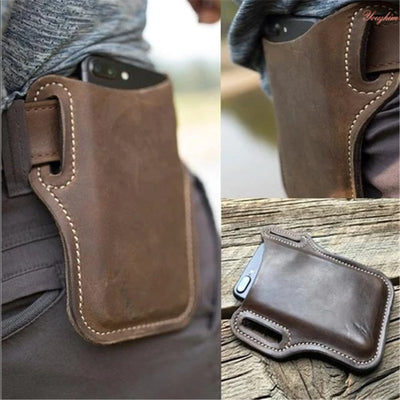 Waist phone pocket