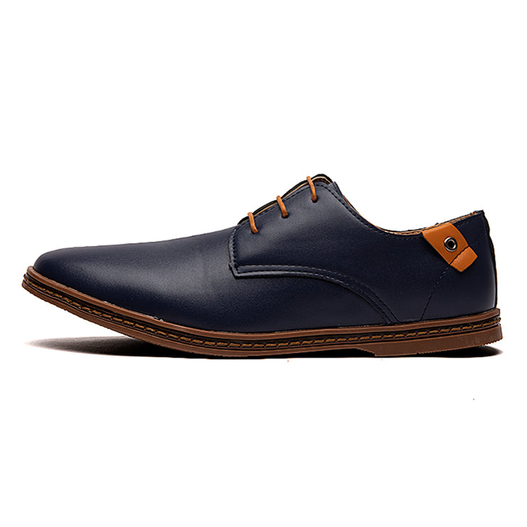 Lace-Up Casual Formal Shoes