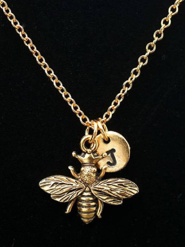 Golden Animal Necklaces