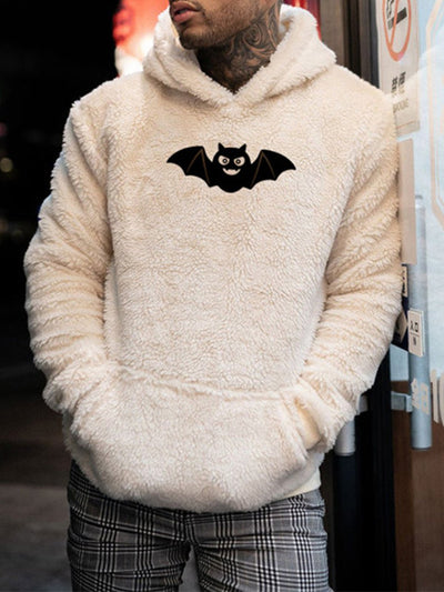 Off White Animal Casual Sweatshirt