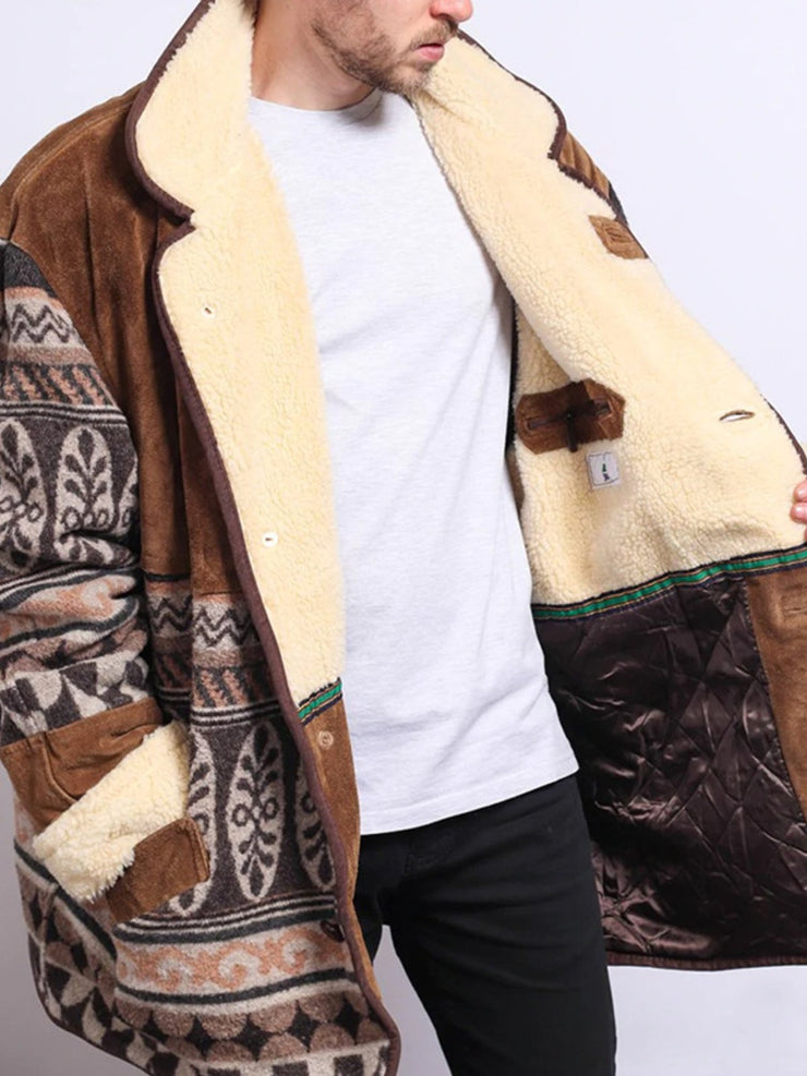 As Picture Cotton Vintage Outerwear