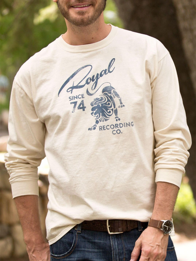 Casual Crew Neck Sweatshirt