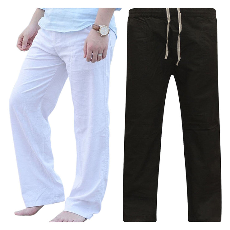 Men's Loose Breathable Casual Yoga Dance Pants