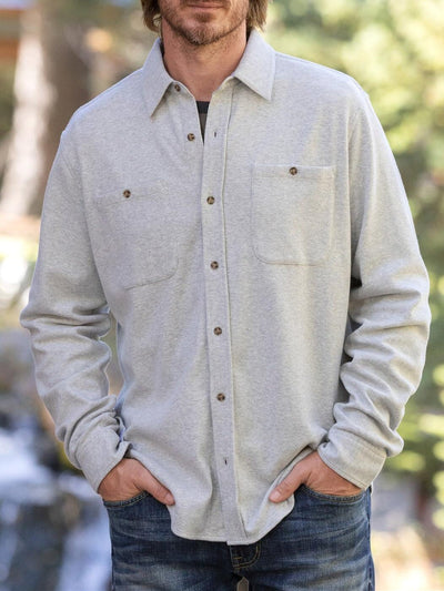 Casual Chest Pocket Soft Cozy Shirts
