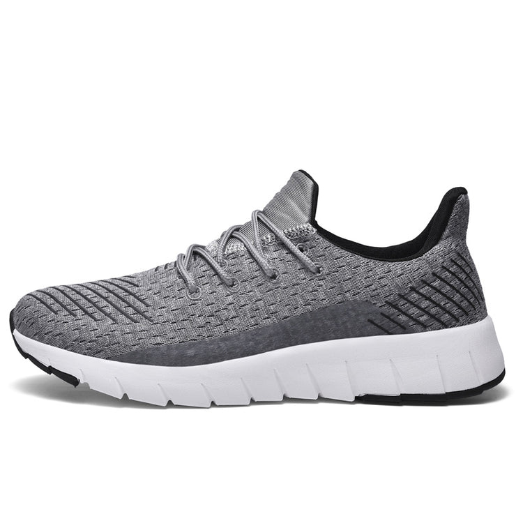 Men Fabric  Sport Soft Casual Running Shoes