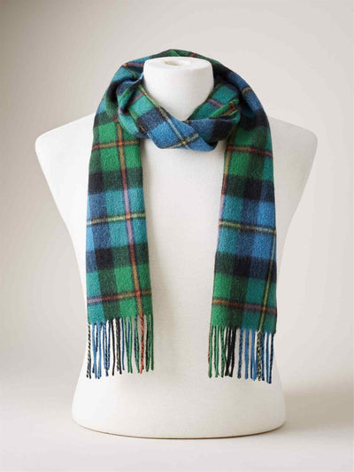 Simple Check Scarf
