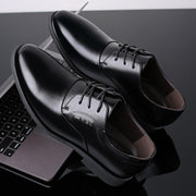 Men Slip Resistant Business Casual Formal Shoes