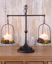 Load image into Gallery viewer, Farmhouse Scale Candleholder