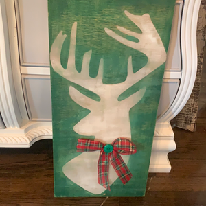 Wooden Hand Painted sign