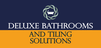 Deluxe Bathrooms and Tiling Solutions Brand Logo