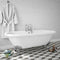 Ailesbury Traditional Dual Freestanding Acrylic Bath