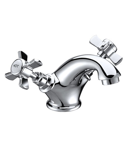 Ailesbury Traditional Mono Basin Mixer With Click-Clack Waste