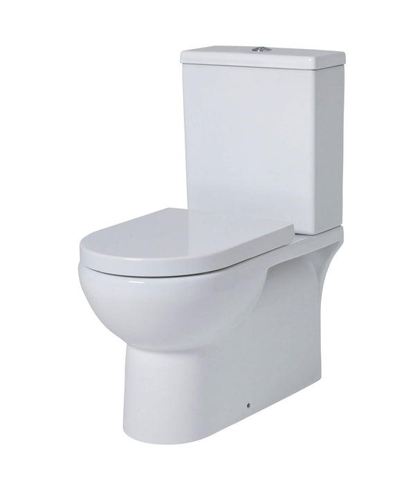 Deluxe Bondi Close Coupled Back to Wall WC