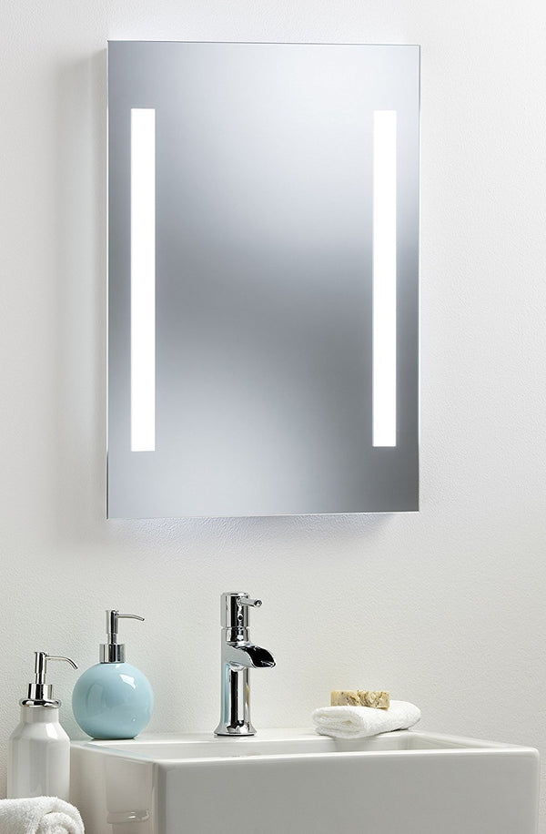 Georgia LED Backlit Mirror 500 x 700mm