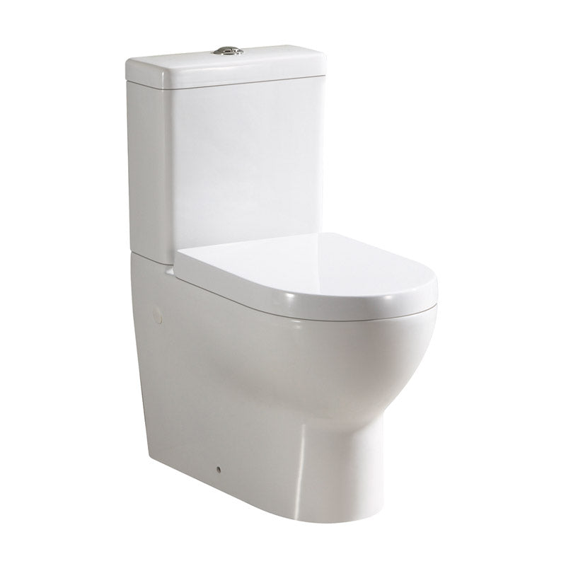 Granlusso Riviera Back To Wall Toilet