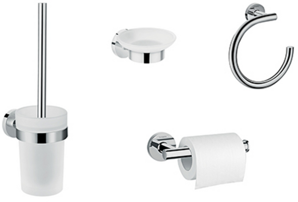 Hansgrohe Cloakroom Pack