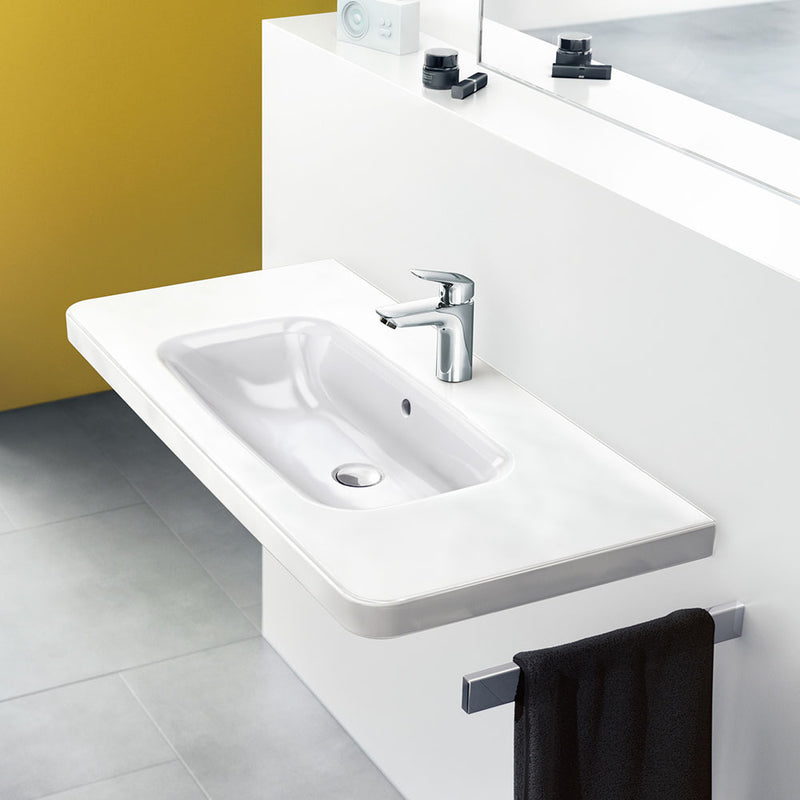 Hansgrohe Logis Single Lever Basin Mixer Without Waste