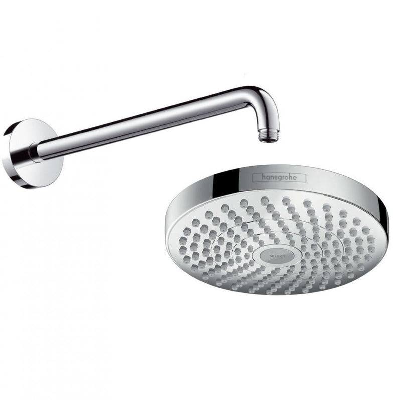 Hansgrohe Round Valve Croma Select S Shower Set