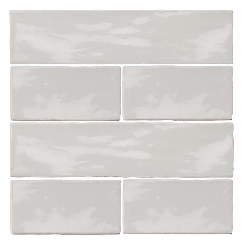 HARMONY Poitiers Moonlight Gloss Wall Tile 7.5 x 15cm