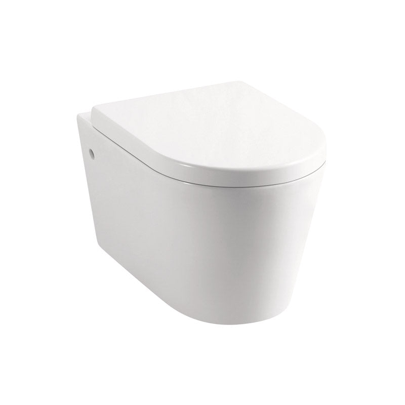 Granlusso Amalfi Wall Hung WC with Geberit Toilet Frame & Cistern