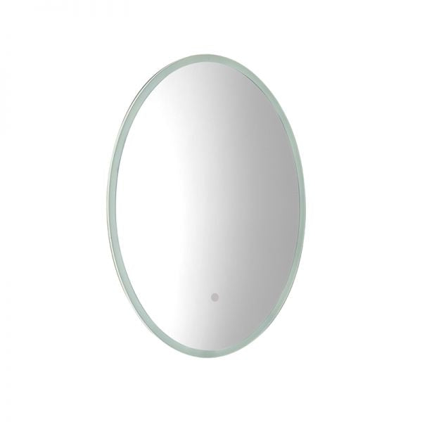 Tavistock Aster 490mm LED Oval Mirror