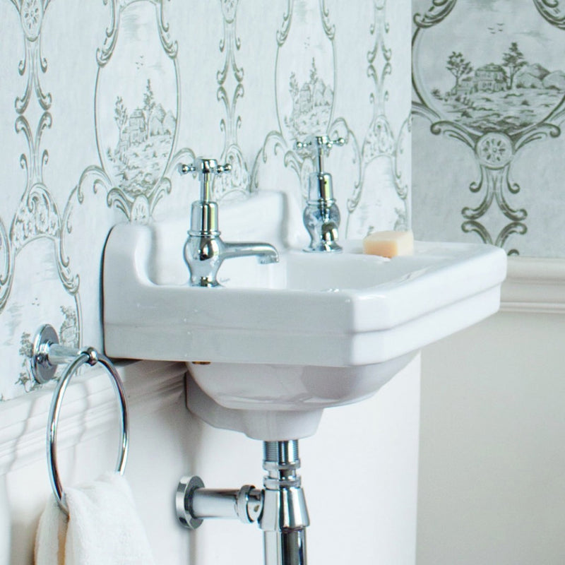 Burlington Claremont 3 Inch Basin Taps