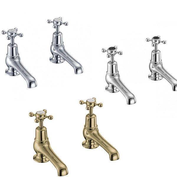 Burlington Claremont 5 Inch Basin Taps