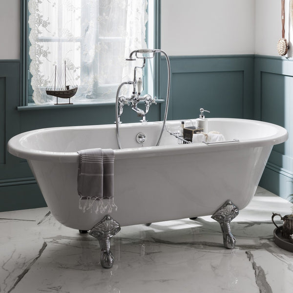 Burlington Windsor Freestanding Double-Ended Bath