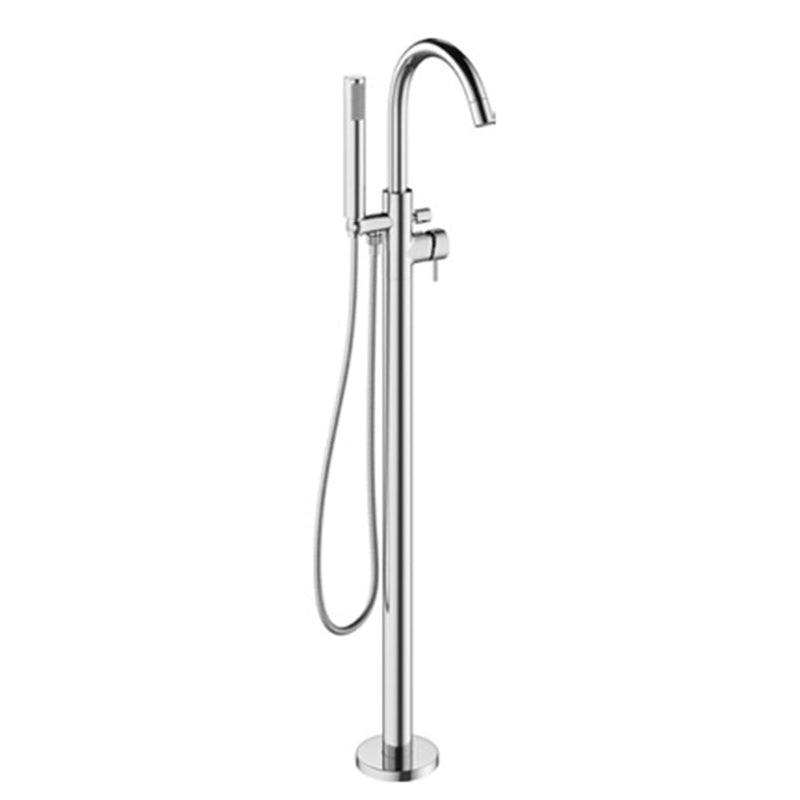 Crosswater MPRO Floorstanding Bath Shower Mixer With Handset