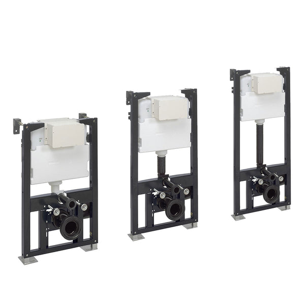 Crosswater Toilet Support Frame For Wall Hung WC with Concealed Cistern