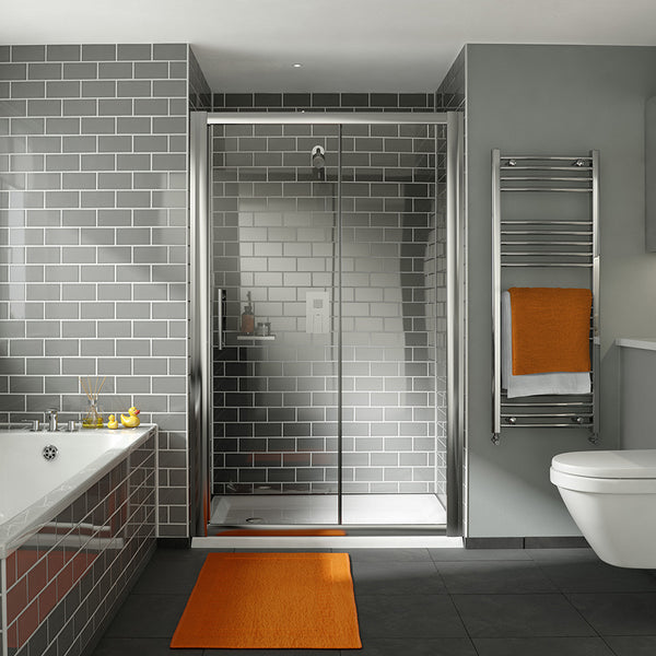 iFOUR Framed Sliding Shower Door