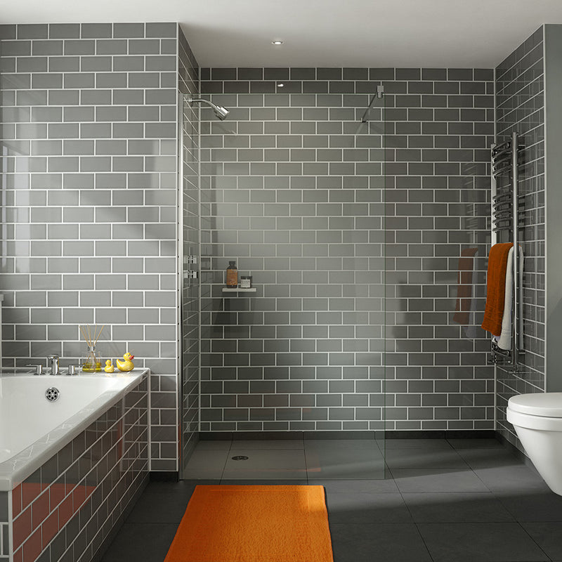 iFOUR Wetroom Shower Screen