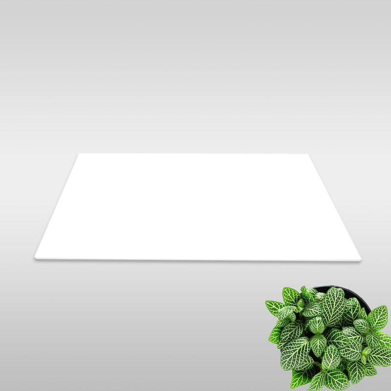 Deluxe Super White Gloss Rectified Tile 30x60cm