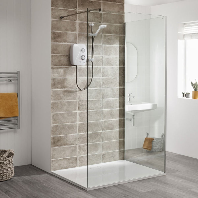 Triton Novel SR Silent Thermostatic Power Shower