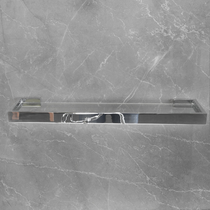 Enzo Glass Shelf 500 x 135mm