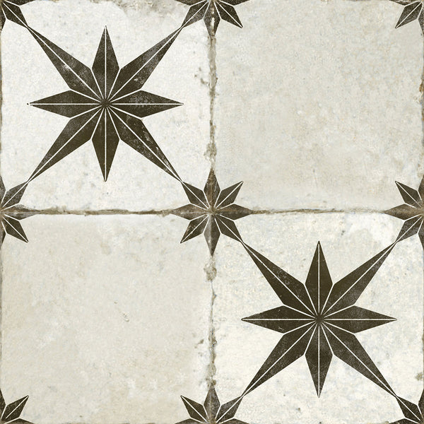 FS Star ARA Black Natural Tile 45 x 45cm