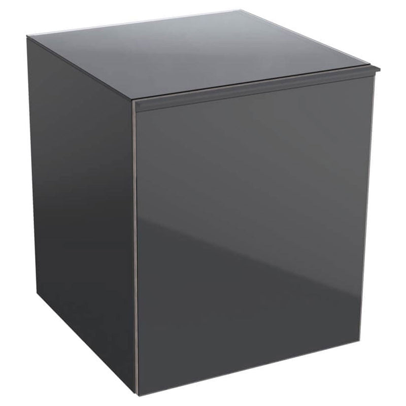 Geberit Acanto Wall Hung Single Drawer Low Cabinet