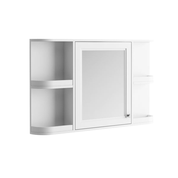 Deluxe Hampton Mirrored Wall Cabinet 1200mm