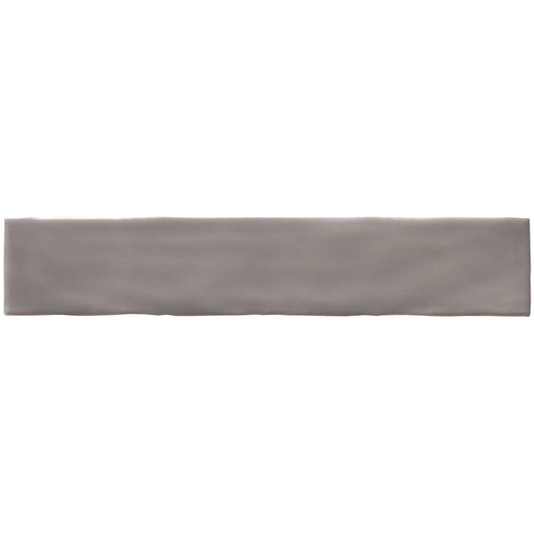HARMONY Peace Grey Matt Wall Tile 7.5 x 30cm