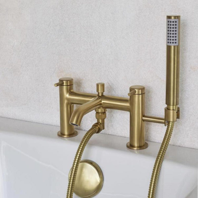 Hoxton Bath Shower Mixer With Hand Shower
